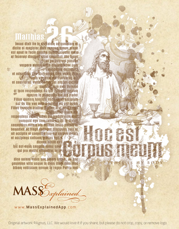 Catholic Mass Crafts  The Roman Catholic Mass Explained