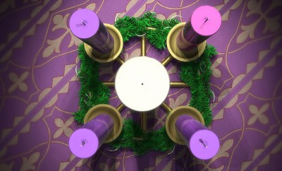 AdventWreathHeader
