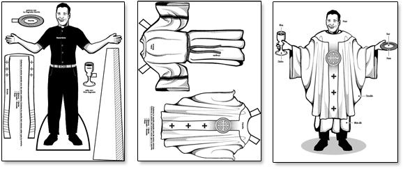 - Free Catholic Crafts For Kids – The Roman Catholic Mass Explained